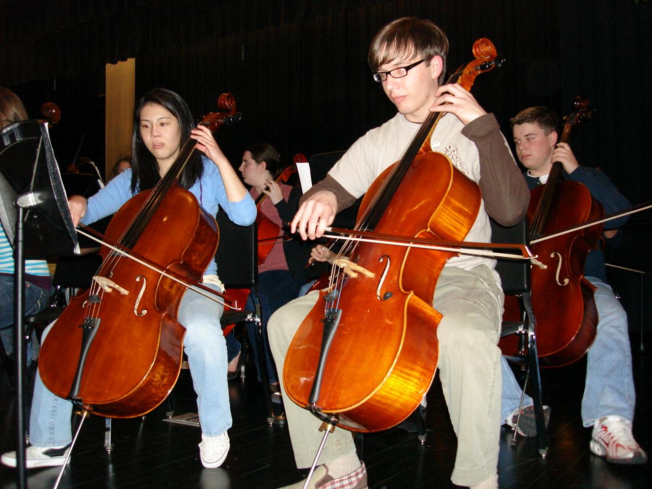 Lassiter Cellos 2008